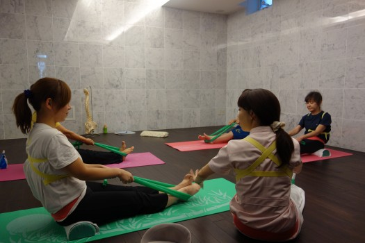 Yuka New York Yoga 代々木上原の画像